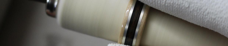 Pflege und Aufarbeitung für Fineholz Ringe